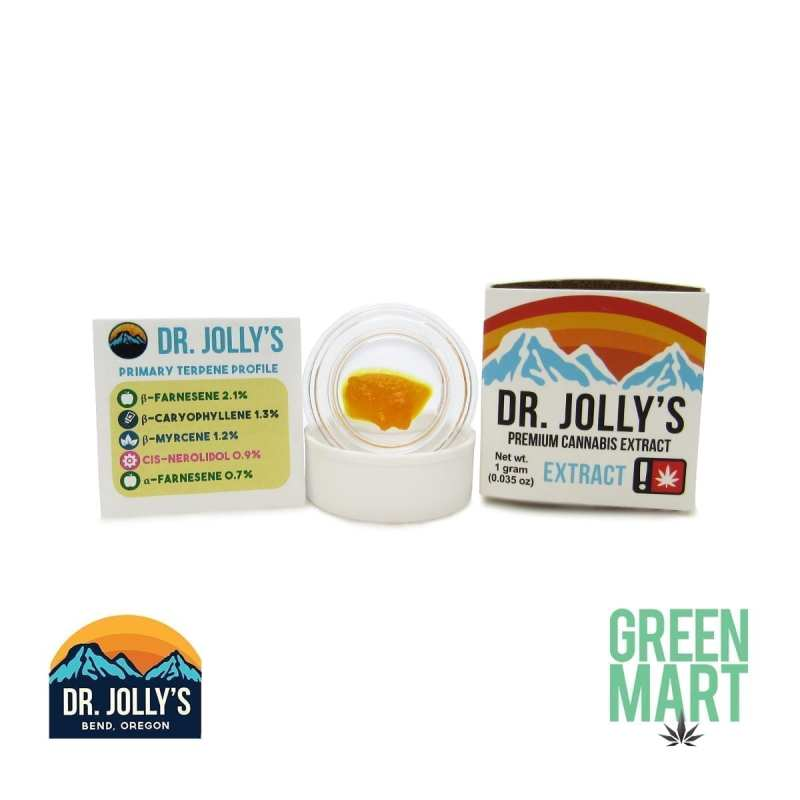 Dr. Jolly's Extracts - Durban Poison