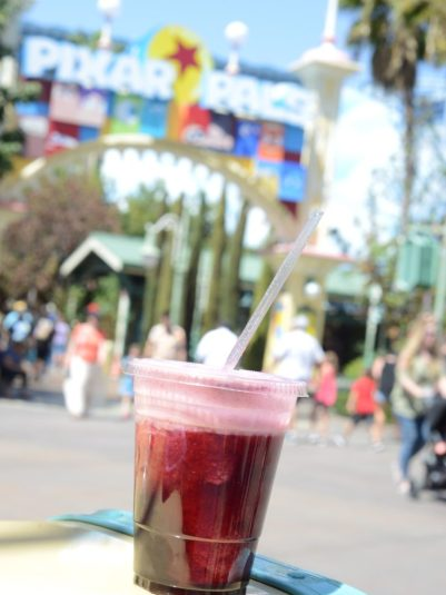 Agua de Jamaica Pixar Fest at California Adventure