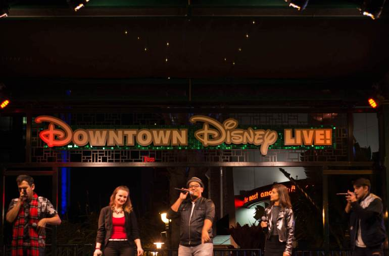 Downtown Disney Entertainment - The Complete Guide to Disneyland for Adults