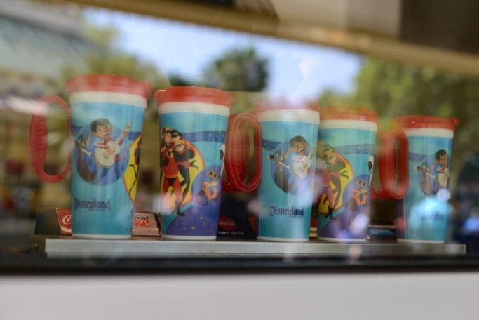 Souvenir Coco Cups Pixar Fest in Disneyland
