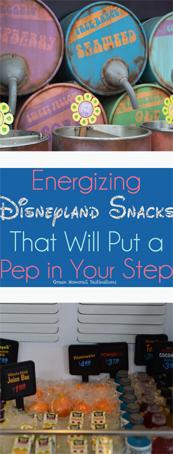 12 Energizing Disneyland Snacks That Won't Put you in a Coma #disneyland #snacks #healthy #food