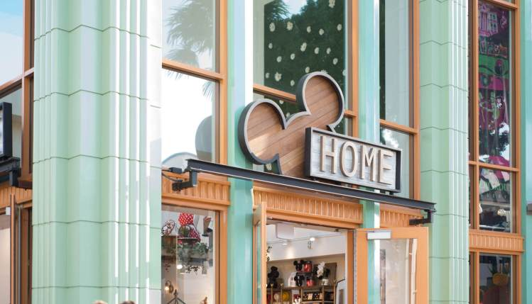 Disney Home Store - The Complete Guide to Disneyland for Adults