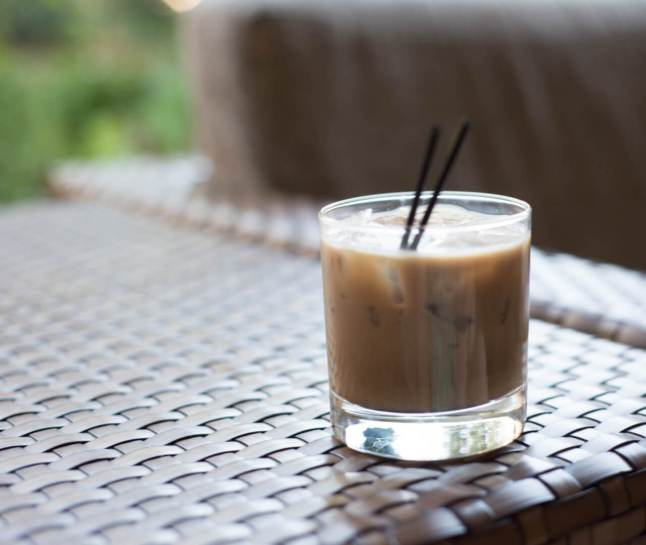 Cold Brew XO from Hearthstone Lounge at Grand Californian | Where to Find Good Coffee at Disneyland