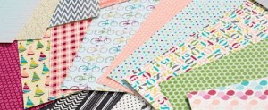 Free Designer Series Paper When you Buy 3