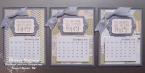 Yippee-Skippee Calendars Project
