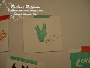 Stampin' Up! Leadership Conference 2014 – Hooray for Today