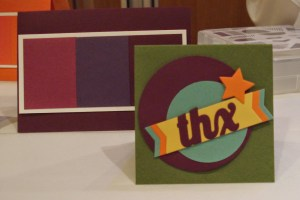 Stampin' Up! Cruise 2014 – Grand Vacation – Card Samples & Swaps
