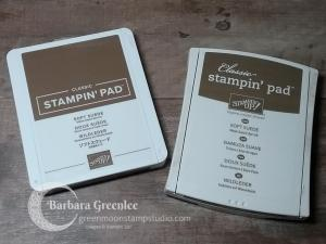 Stampin' Up! new ink pad design closed
