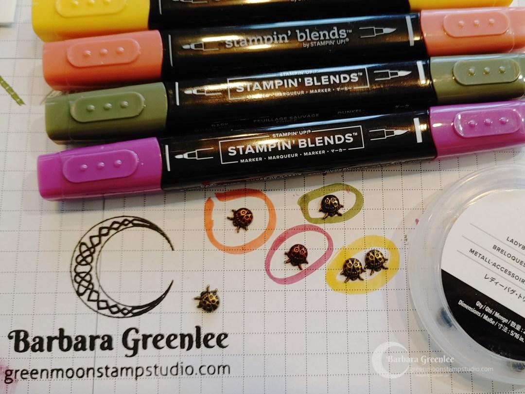 Ladybug Trinkets by Stampin' Up!