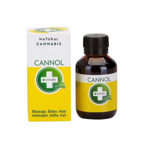 Annabis CANNOL aceite de cannabis 100ml