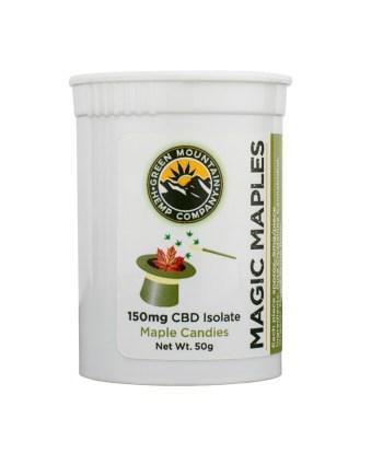 Magic Maples by Green Mountain Hemp Company