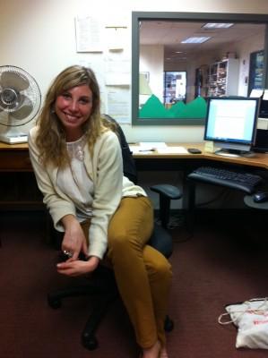 Jessica Hendry Nelson, Managing Editor