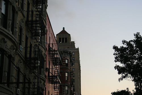 MAYBE YOUR EAST VILLAGE WAS BETTER THAN MINE: A BRAIDED POEM