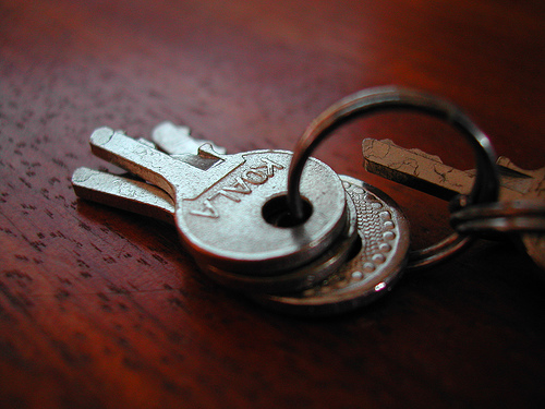 The Extra Key
