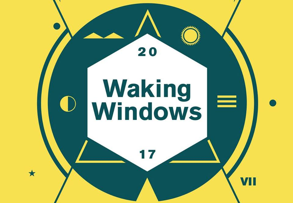 Waking Windows / Page Burner Reading Series
