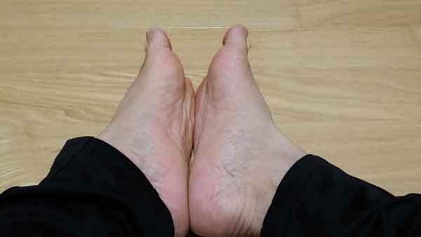 올바른 발 건강관리-발관리-발