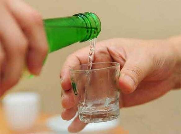 남은 소주 활용법-술-알코올-소주