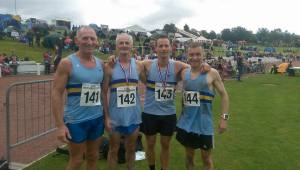 2015Cowal Hill race