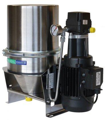 Nebenstromfilteranlage zur Feinst- und Tiefenfiltration