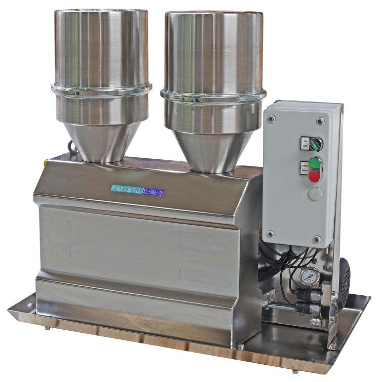 Nebenstromfilter WP2-A4-400