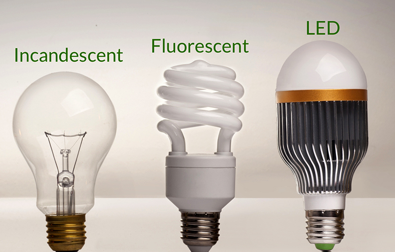 Fluorescent Light Bulbs Vs Led