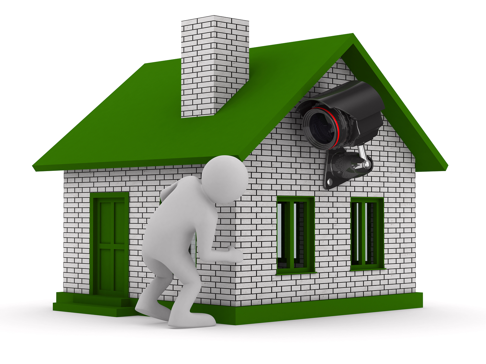 How To Green Up Your Home Security Systems