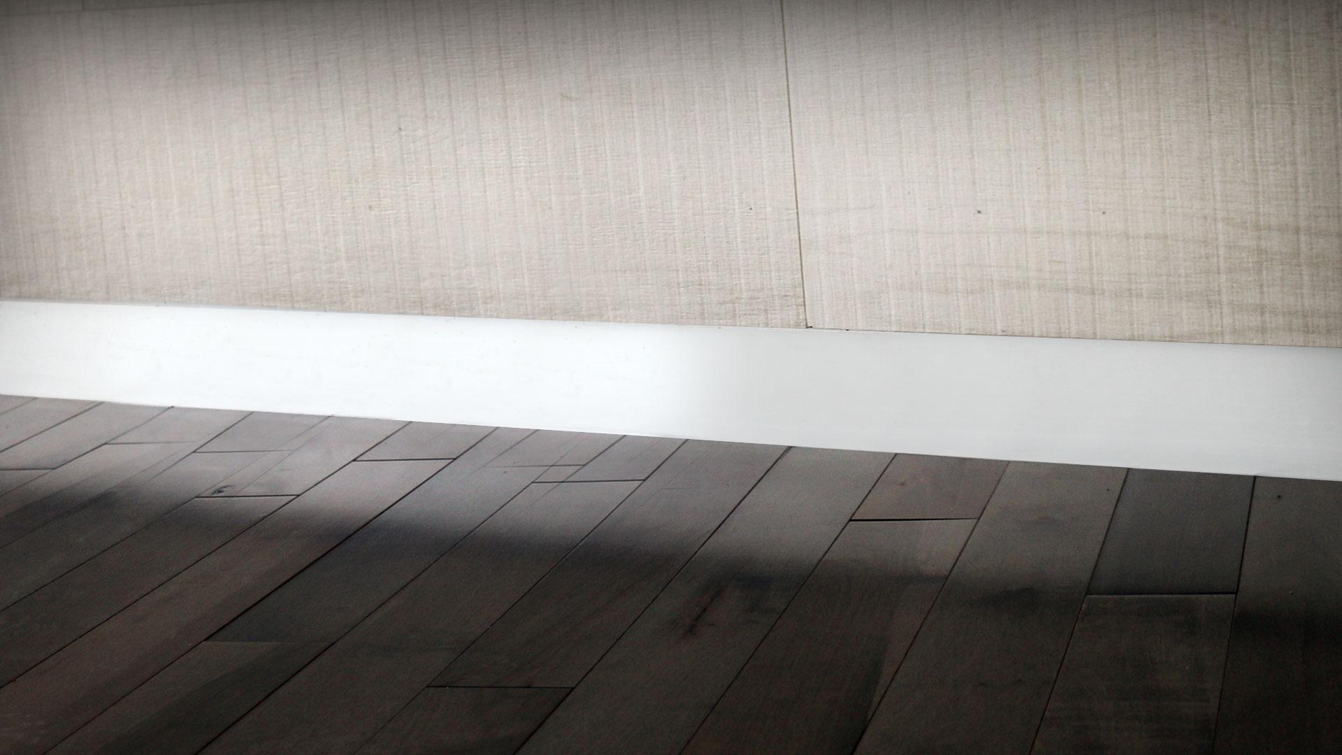 Aluminum Baseboards Baseboard Lighting Vinson by Green Oxen
