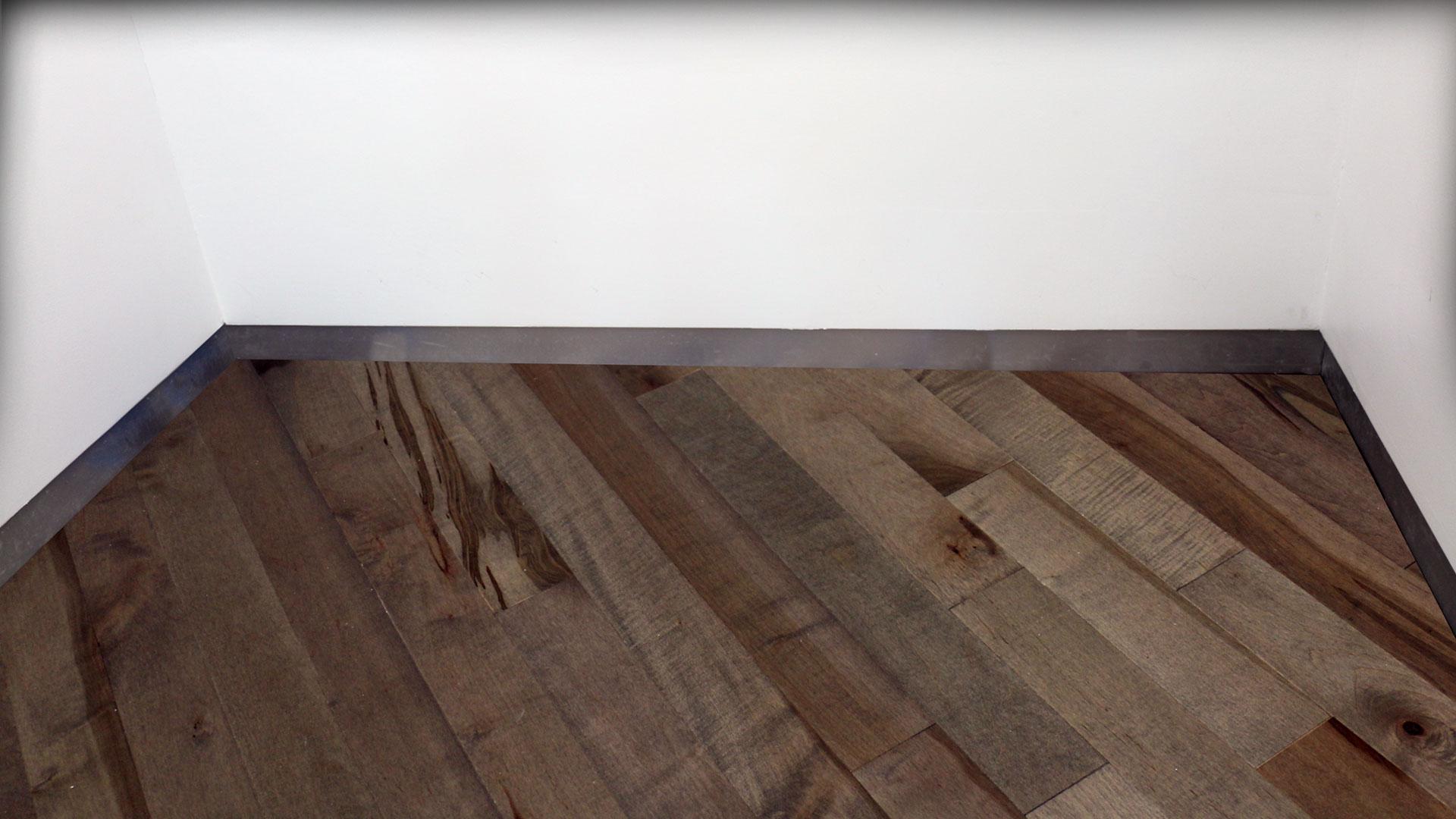 aluminum baseboard