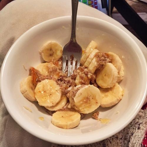 Banana Almond Butter