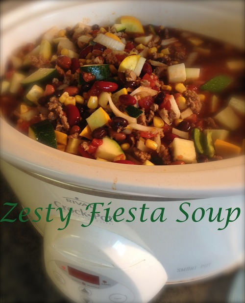 Zesty Fiesta Soup