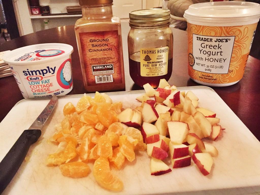 Make Ahead Breakfast Parfaits