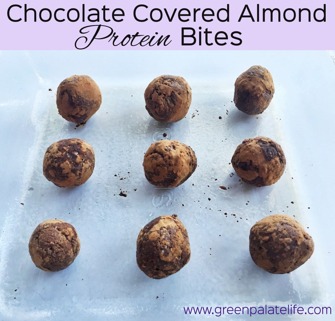 """Chocolate-Covered-Almond-Protein-Bites"""