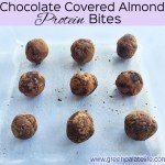 """""""Chocolate-Covered-Almond-Protein-Bites"""""""