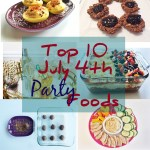 Food ideas to bring for 4th of July party