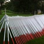 Fence Posts Green Pastures Farm