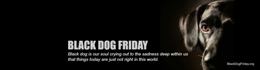 Black Dog Depression