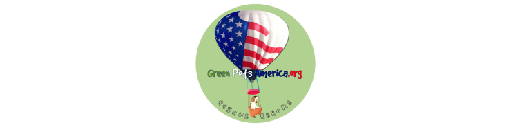 Green Pets America Donate page
