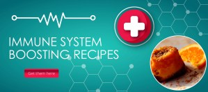 Immune system boosting recipes