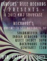 cmj 2012 muchmore's williamsburg music venue