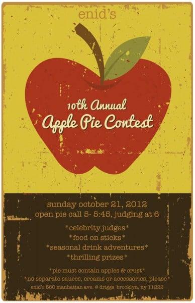 Enids Apple Pie 2012