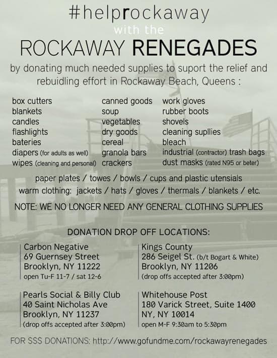 rockaway renegades