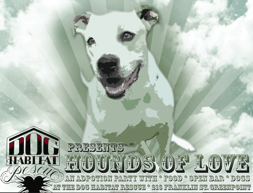 Hounds of Love Invite