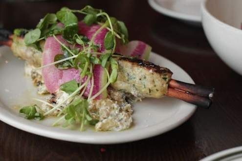 Tuna Belly_Halibut_Skewers_Glasserie_RosiedeB