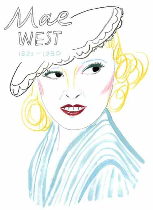 Mae West – Greenpointer