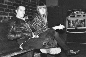 Karlie Bruce with Chris Parello