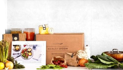 The Marley Spoon Box