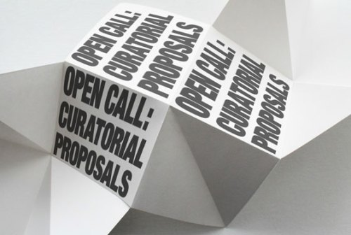 Calling all curators! c/o REVERSE Gallery