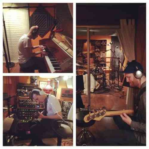 © BobbiAnn Zaccarelli. Recording at A Bloody Good Record recording studio in Long Island City. Jacob Pleakis on piano, Wil Farr on guitar, Kenny Shaw on drums, and Doug Drewes on bass.