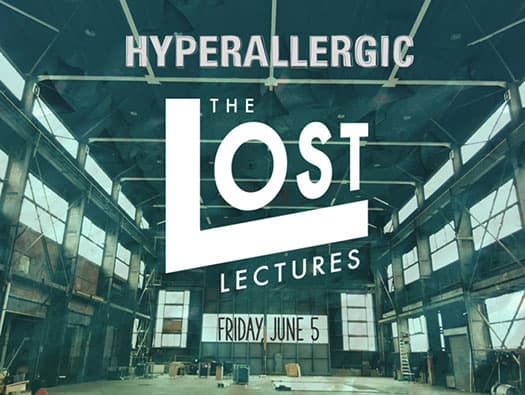 LostLectures2015