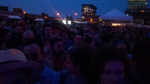 Full lot at Brooklyn Live at the Inlet for Neko Case.